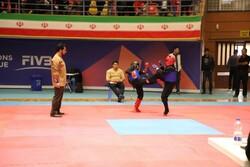 کونگ فوکاران کردستانی در رقابت های قهرمانی کشور نائب قهرمان شدند