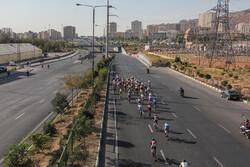 مسابقات لیگ برتر دوچرخه سواری کشور در رشته استقامت برگزار شد