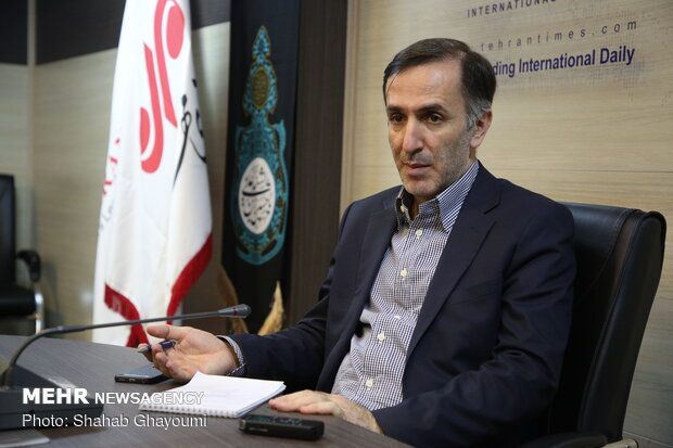 ارزش تجارت خارجی ایران حدود ۴۳میلیارد دلار است