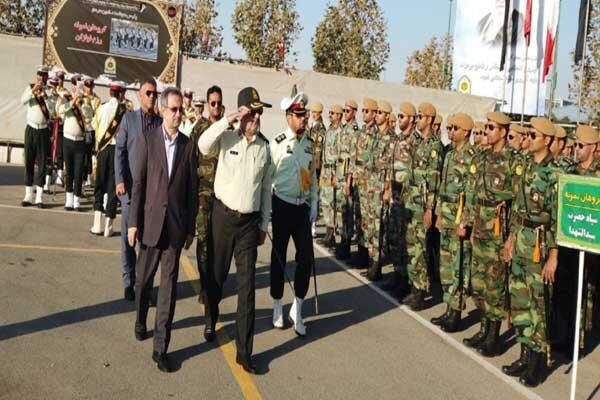 تجهیز نیروی انتظامی استان تهران به وسایل روزآمد در دستور کار است