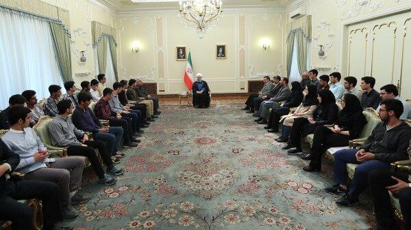 InternationalOlympiad medal-winningstudents honored - Tehran Times
