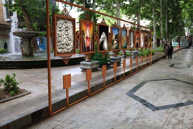 نگارخانهای برای آشتی شهر با هنر/«نه»شهرداری به زیباسازی خرمآباد
