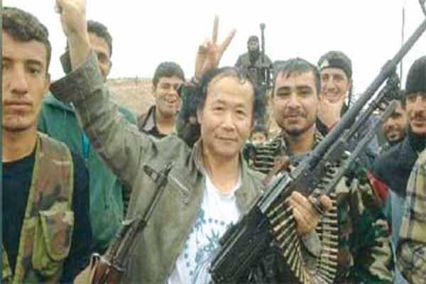 تشکیل امارت ترکستان تروریستهای چینی و قفقازی در شمال غرب سوریه