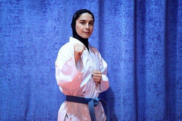 Iranian athletes score 3 golds at Karate 1-Premier League