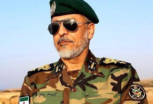 Army using drones to secure Iran-Iraq borders for Arbaeen: Sayyari