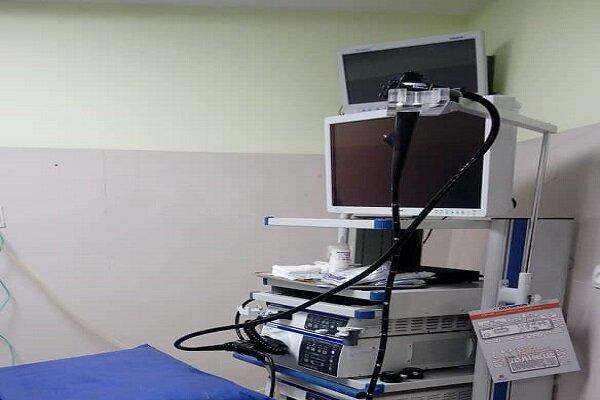 اولین دستگاه آندوسونوگرافی راه اندازی شد