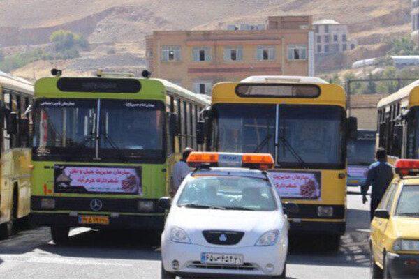 ۳۴۰۰ اتوبوس از استان ایلام به نقاط مختلف کشور اعزامشده است
