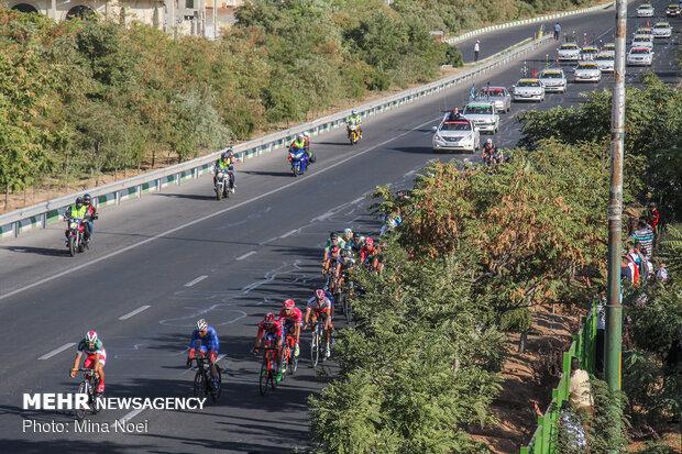 کسب کرسی جهانی برای اولین بار در تاریخ دوچرخهسواری ایران