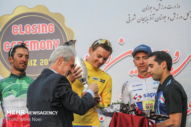 34th edition of Cycling Tour of Iran (3)