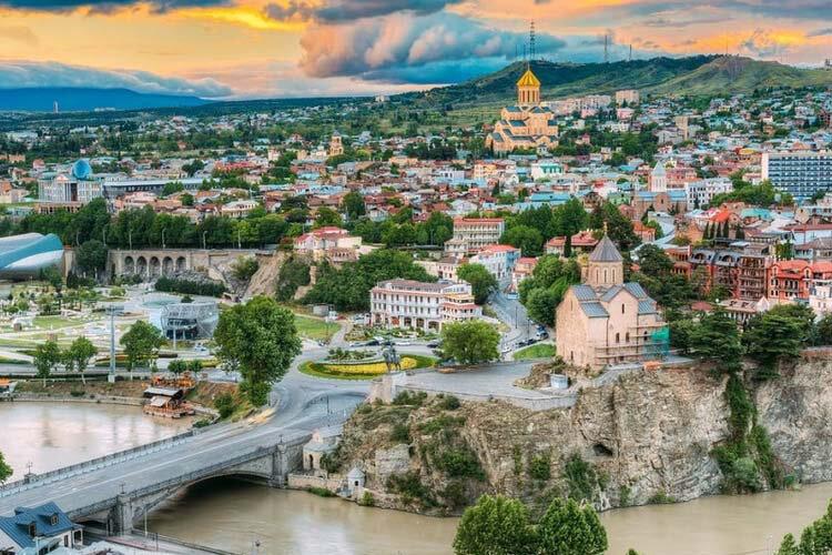 پنج مسیر جدید گردشگری در  گرجستان معرفی شد