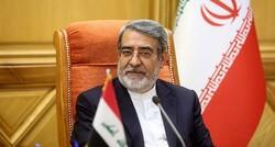 Iranian Interior Minister Abdolreza Rahmani Fazli