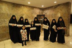خانواده شهدای مدافع حرم مهمان «خاتون» شدند