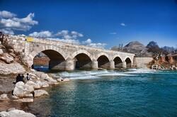هشدار تخریب پل تاریخی چهر هرسین