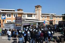 ۹۲۰۰ زائر خارجی اربعین وارد آستارا شدند