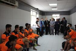 تیم فوتبال شهرداری همدان لایق حضور در لیگ دسته یک است