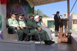امنیت شهرستان سرخه مطلوب است/ نیروی انتظامی مقتدرتر از همیشه