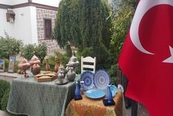 Ankara'da İran el sanatları tanıtıldı