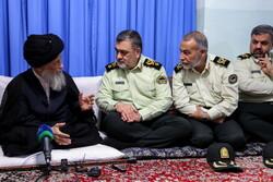 نیروی انتظامی بر اساس منویات رهبر معظم انقلاب حرکت کند