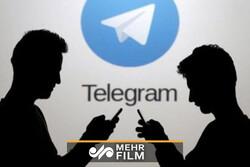 انتقاد از فیلترینگ تلگرام در برنامه زنده