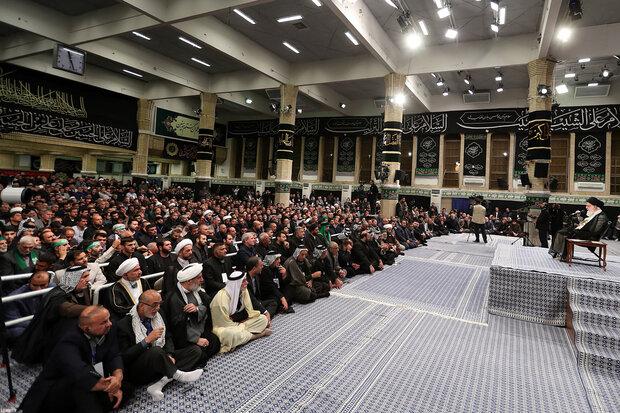 دشمنان سعی برتفرقه بین دوملت ایران و عراق دارند امّا نتوانسته اند