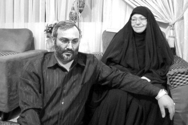 زينب مغنية: بالنسبة لأمّي السيد الخامنئي كان الأمين على دماء الشهداء