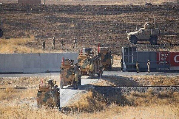 ترکی اور شام کی سرحد سے امریکی فوجیوں کا انخلاء