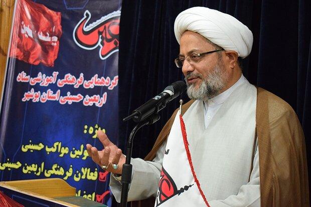 ۱۵ قاری در موکبهای قرآنی استان بوشهر در عراق فعالیت میکنند