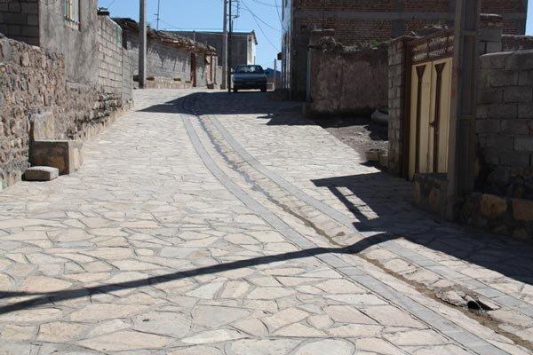 طرح هادی روستای علیآباد بروجن اجرا شد