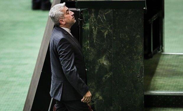 سئوال از وزیر نیرو اعلام وصول شد