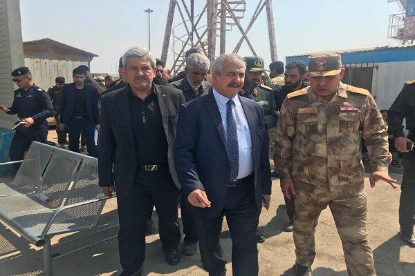 Irak İçişleri Bakanı'ndan İran sınırına sürpriz ziyaret!