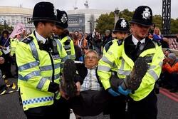 آغاز هفتههای اعتراضی در کشورهای مختلف/ بازداشت ۲۷۶ نفر در لندن