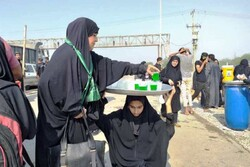 ۳٢۰ هزار زائر اربعین حسینی از گذرگاه های مرزی خوزستان تردد کردند