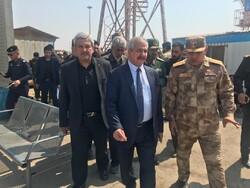 Iraqi Interior Minister Yaseen al-Yaseri