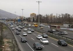 مسیر مرزهای ۴گانه باز هستند/ترافیک پرحجم اما روان است