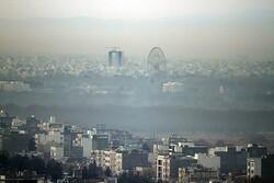 کیفیت هوای مشهد برای گروههای حساس ناسالم است