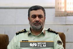 صحبتهای فرمانده نیروی انتظامی درباره برخورد با مفسدان اقتصادی