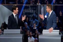 متقلب خوانده شدن ترودو در مناظره انتخاباتی