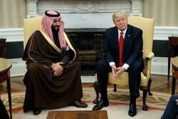 Saudi Arabia and U.S.