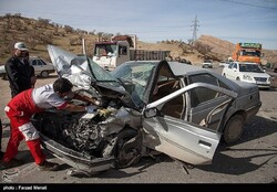 7,561 Iranians died in traffic accidents in 5 months