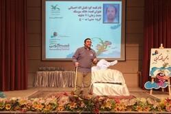 جشنواره قصهگویی استان سمنان آغاز به کار کرد