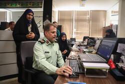 بازدید رئیس پلیس فتا ناجا از خبرگزاری مهر