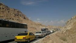 اعزام نخستین کاروان اتوبوسهای تهران به مرز مهران