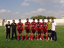 تیم فوتبال شهرداری همدان به دنبال کسب ۳ امتیاز برابر اترک بجنورد
