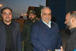 تقدیر استاندار کرمانشاه از پذیرایی شایسته زوار توسط سپاه کرمانشاه