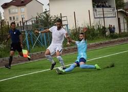 پیروزی پر گل تیم فوتبال شهرداری آستارا برابر اترک بجنورد