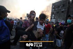 عراق از تظاهرات مردمی تا فتنه