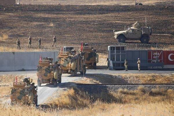 ورود یگانهای زرهی ترکیه به سوریه/آمریکا: ازآنکارا حمایت نمی کنیم