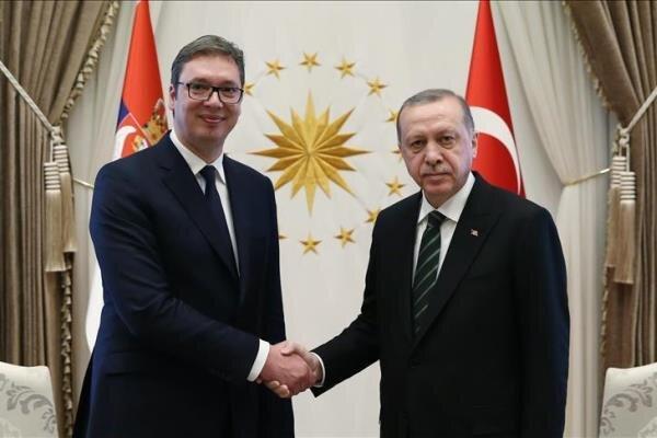 ترکیه و صربستان توافقنامه همکاری دفاعی امضا کردند