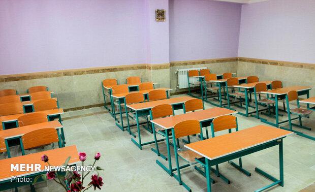 ۳۰۳ کلاس درس در کرمان افتتاح شد