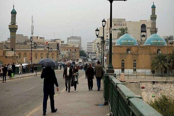 اعلام مقررات منع آمد و شد در بغداد